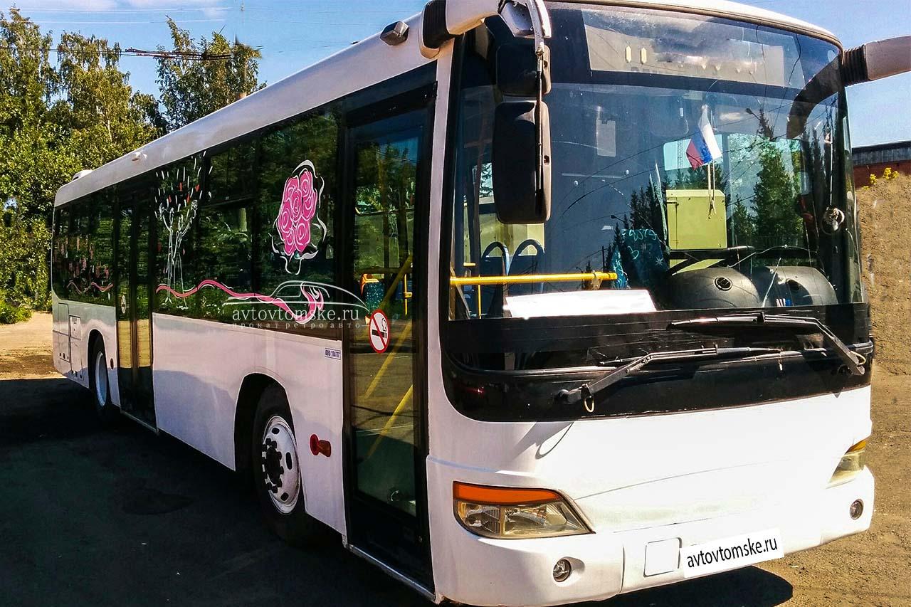 Автобус 35 мест прокат томск