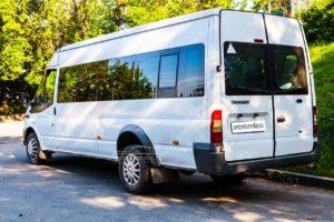 Автобус Форд транзит межгород