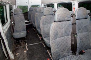 Автобус Форд межгород прокат