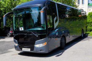 Автобус на свадьбу прокат томск