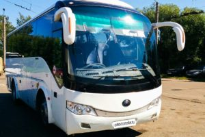 Автобус YUTONG 35 мест прокат