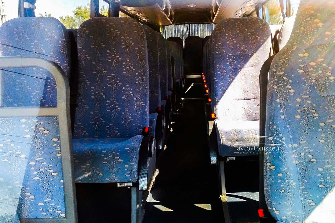 Автобус YUTONG свадебный прокат