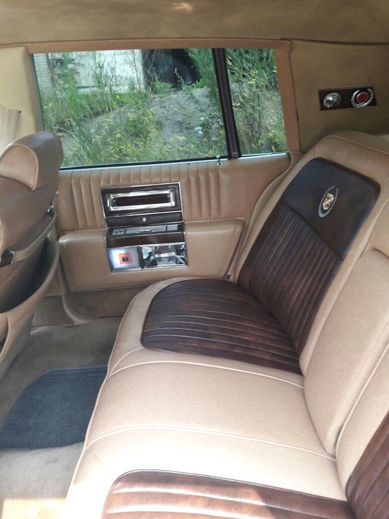 Cadillac Fleetwood прокат ретро