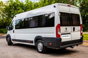 прокат автобуса на свадьбу