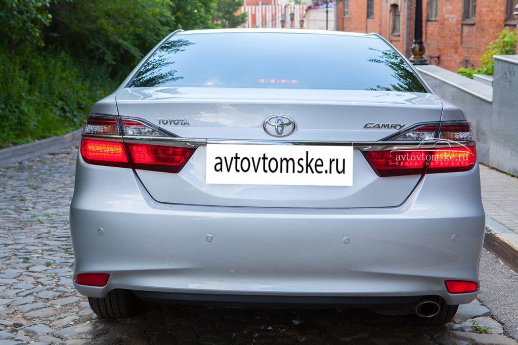 аренда авто в Томске с водителем