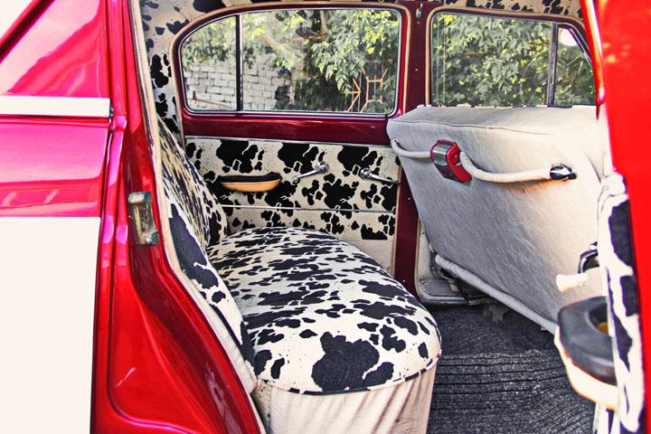 аренда ретро авто в Томске