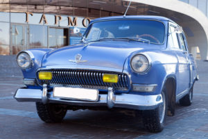 ретро авто в Томске прокат на свадьбу